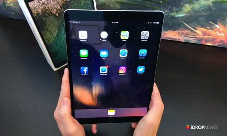 concours iPad Pro