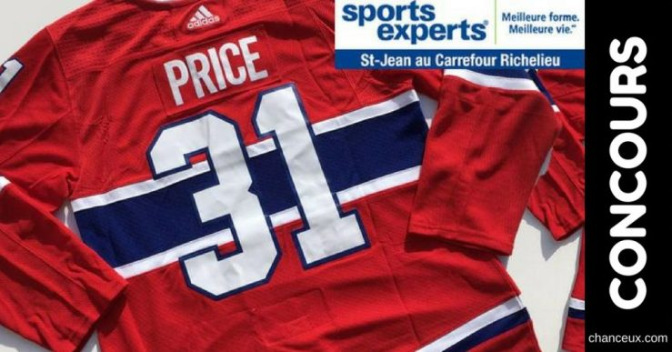 Image Sports-Experts-concours-Carey-Price-2017