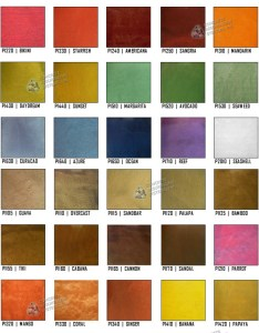 Torginal  metallic epoxy color chart also floor coating charts concrete resurfacing systems rh inc
