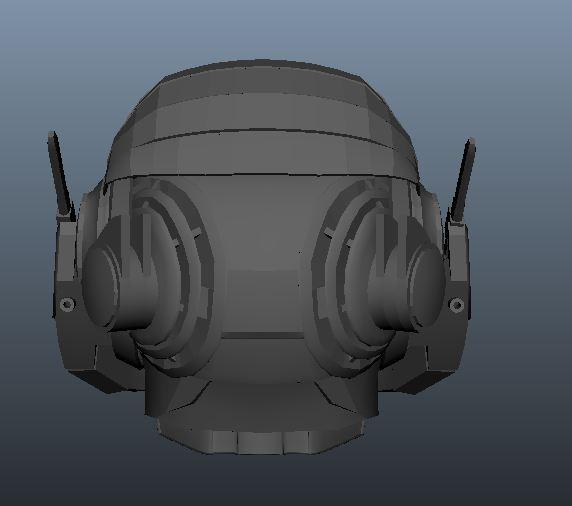 Ant Man 2014 Helmet Concrete3d NetConcrete3d Net