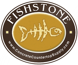 Fishstone Concrete Countertop Supplies