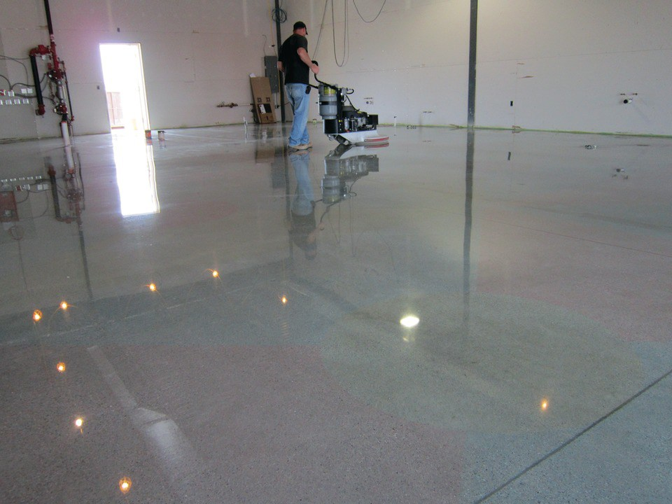 Commercial Concrete Polishing Contractors Naples Fl