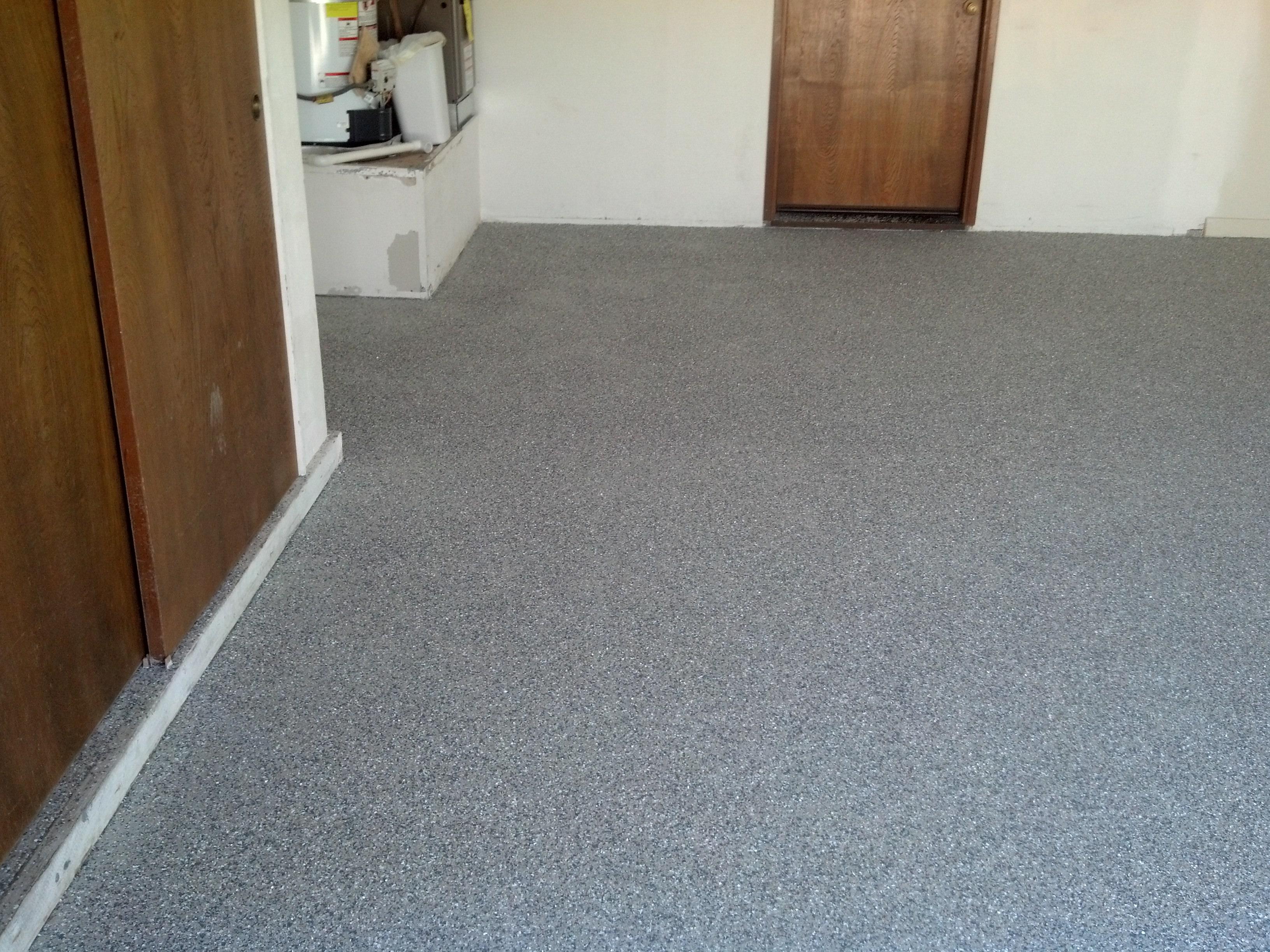 Westcoats Liquid Granite Epoxy Flooring Selected For