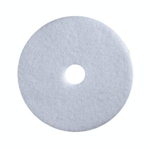 "17"" white floor buff pad"