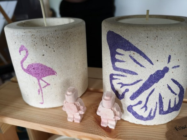 Butterfly Candle photo 1