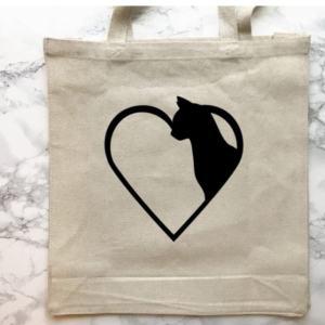 Cat Tote Bag main photo