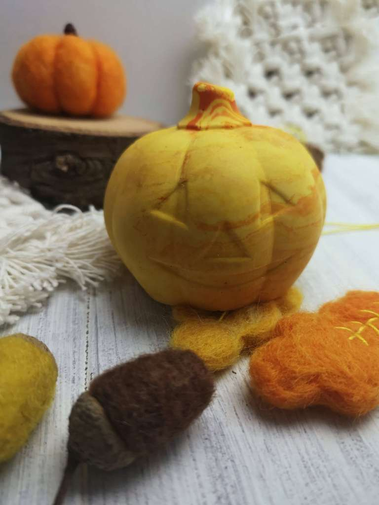 Marbled Orange Pumpkin main photo