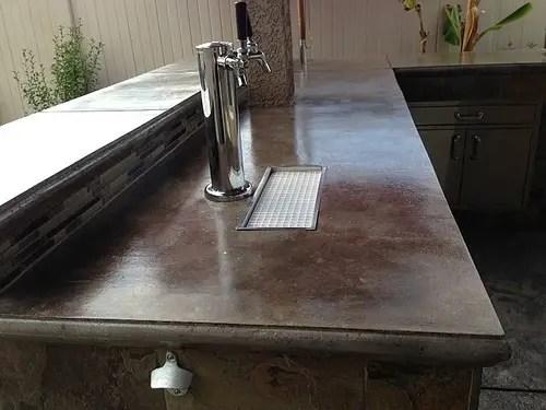 How To Create Diy Concrete Countertops