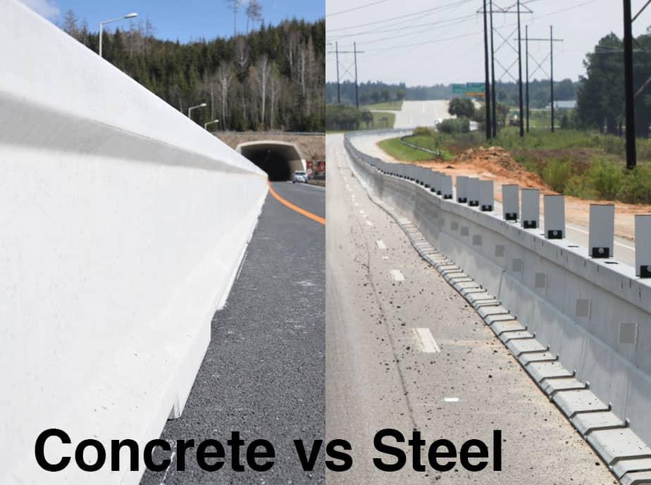 Advantages & Disadvantages of Steel and Concrete
