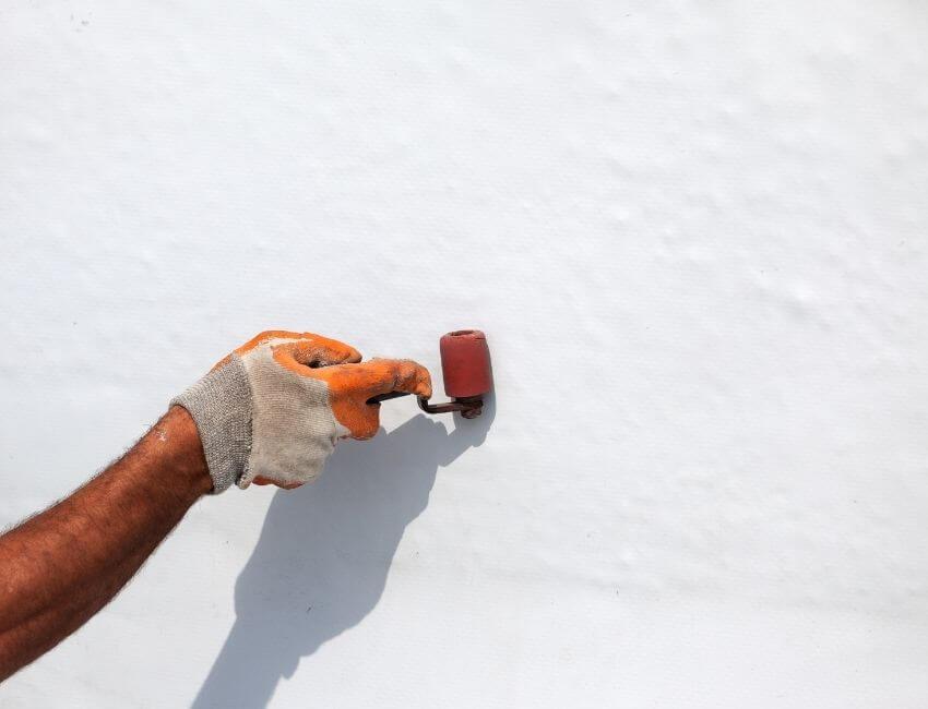 Fixing Discolored Concrete