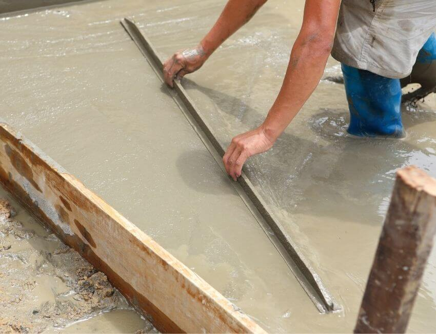 Some Tips To Speed Up The Drying Time Before Pour And After Pour