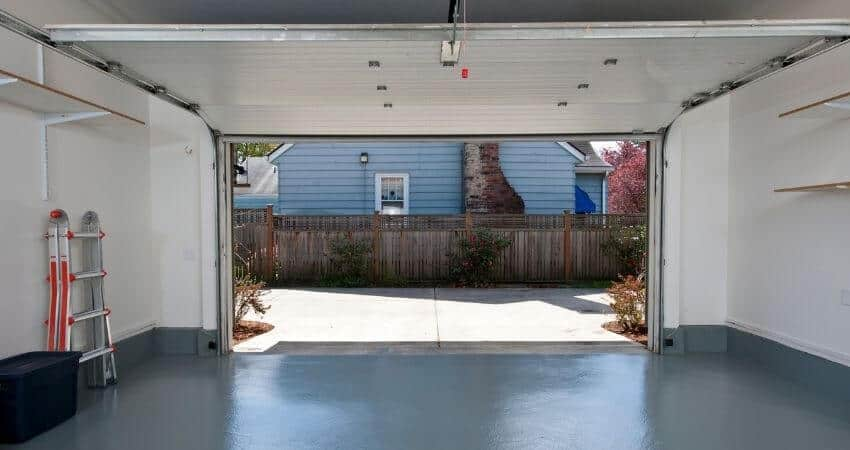 Concrete Thickness for a Garage