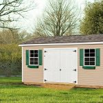 concrete thickness for a garden shed