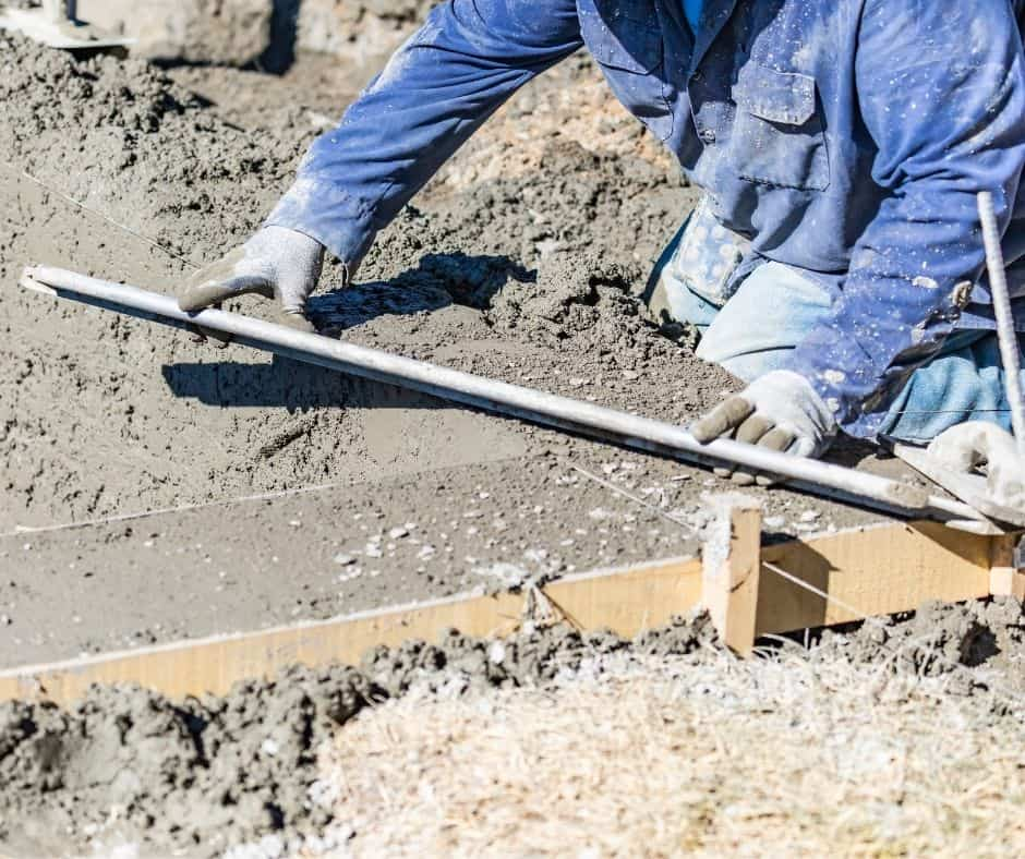 do you need to seal the concrete around a pool
