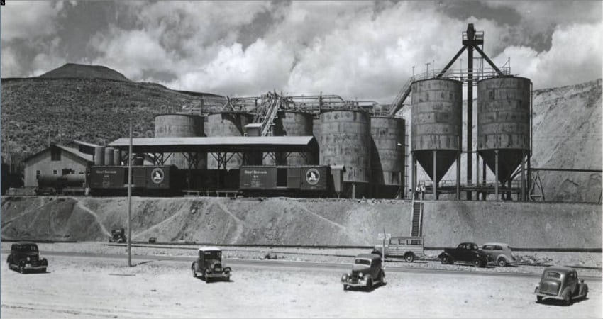 the invention of concrete