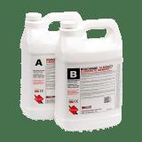 70020 Roadware 10 Minute Concrete Mender Two-Gallon Kit Off-White Color