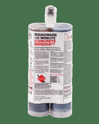 Roadware 10 Minute Concrete Mender 80300 600ml Cartridge.