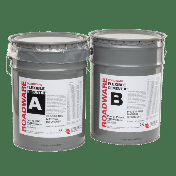 91050 10-Gallon Kit Flexible Cement II Polyurethane