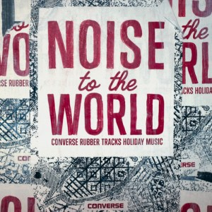 noise to the world