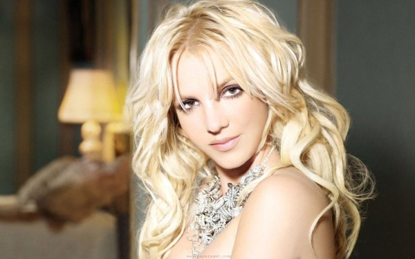 Concrete Britney Spears Femme Fatale