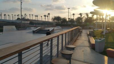 Netanya-SkatePark