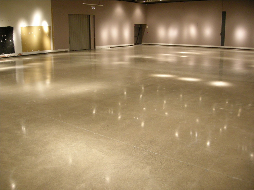 Pictures Of Polished Concrete Floors