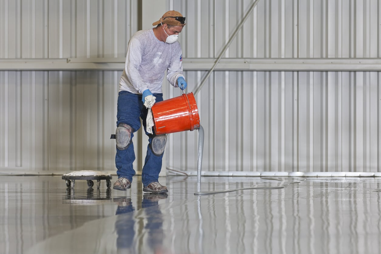 Image result for Garage Floor Repair Services istock