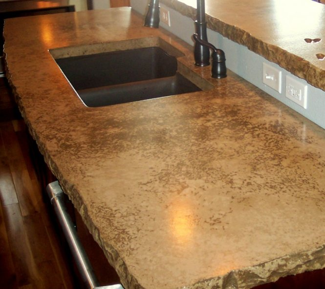 Fema Gov Concrete Countertops Supplies