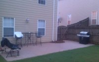 Patios - Concrete Solutions of Atlanta