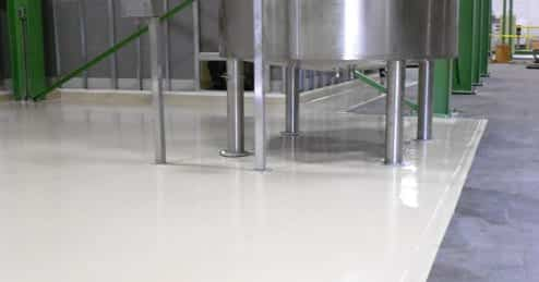 Florock 6500 Elastomer Concrete Surface and Joint Repair System