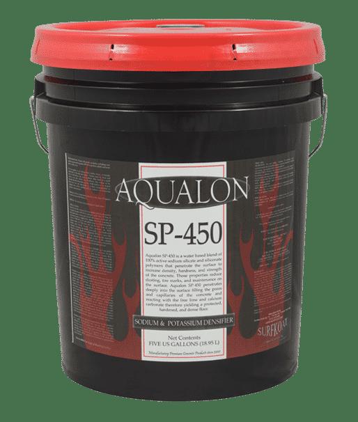 Aqualon SP-450 Sodium Silicate Concrete Floor Densifier Concrete Hardener Material