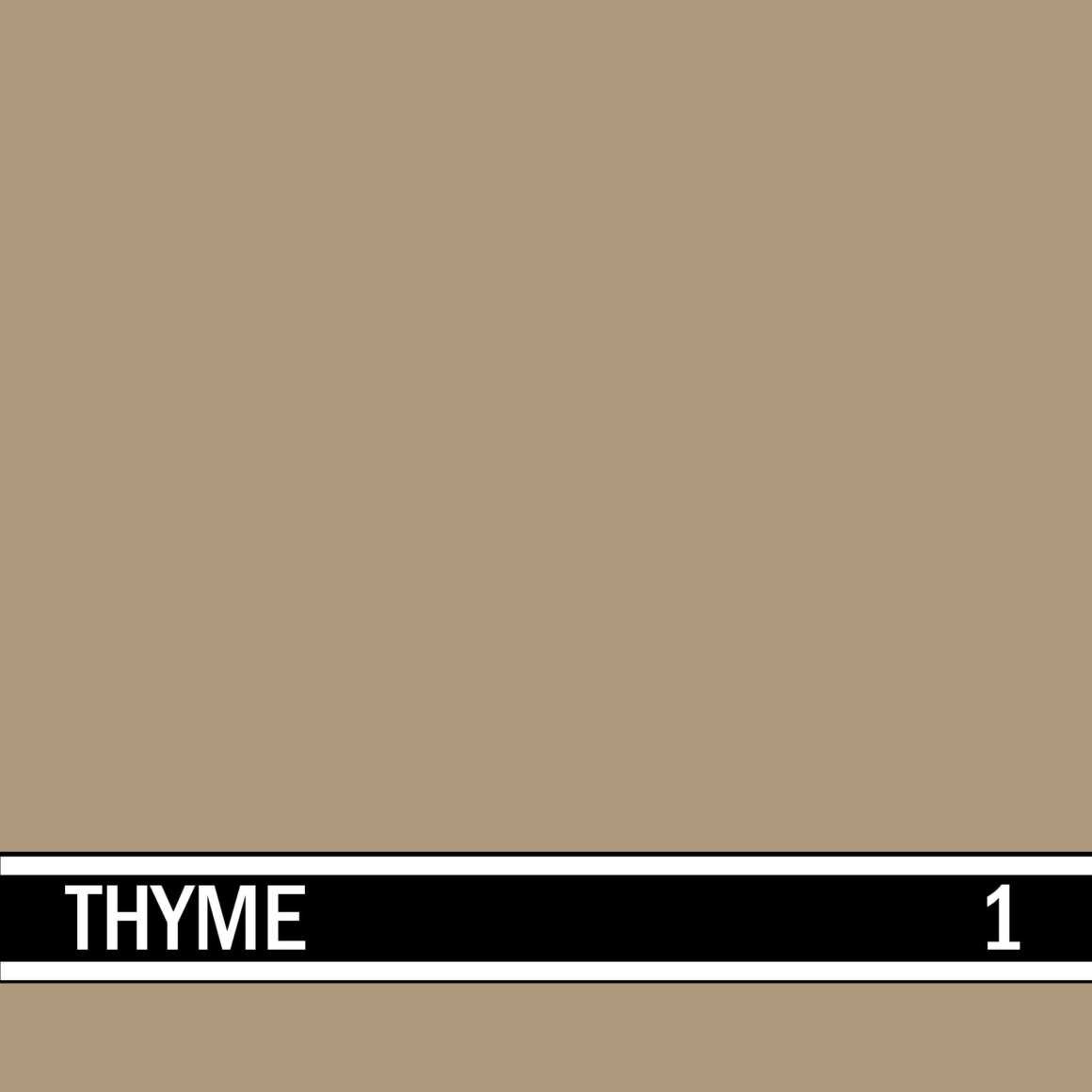 Thyme integral concrete color for stamped concrete and decorative colored concrete