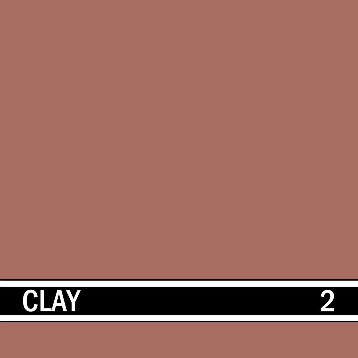 Clay integral concrete color for stamped concrete and decorative colored concrete