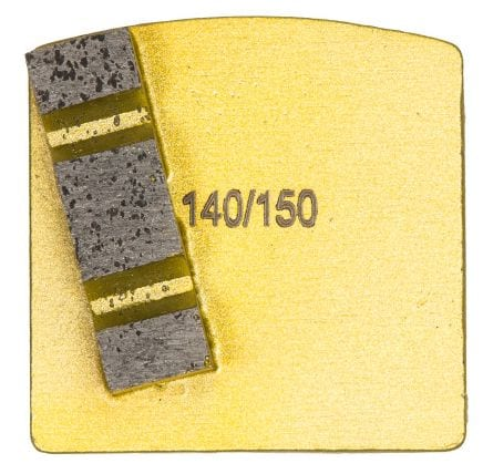 World Series Single Segment Concrete Grinder Diamond Tool WS Single
