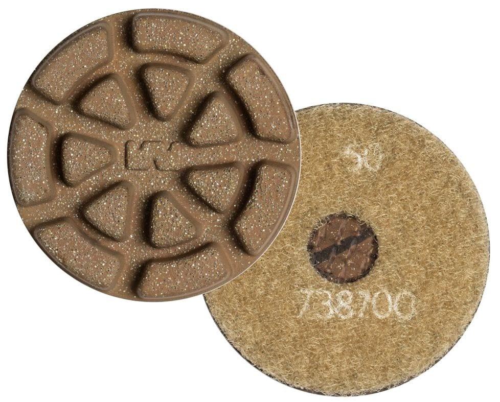 World Series Ceramic Diamond Concrete Polishing Tool for Concrete Grinders and Polished Concrete Diamonds