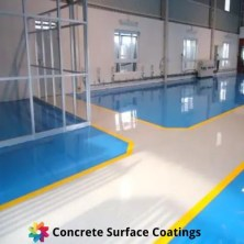 logistics warehouse industrial floor coatings