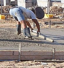 Screeding Concrete –  What You Should Know!