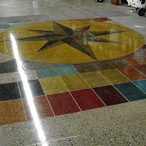 Polished Concrete Floors – Are They Right For Your Home Or