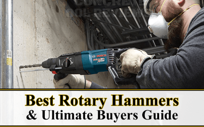 5 Best Rotary Hammer Reviews & Ultimate Buyers Guide 2020