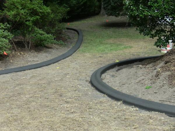 mower edge - richmond concrete