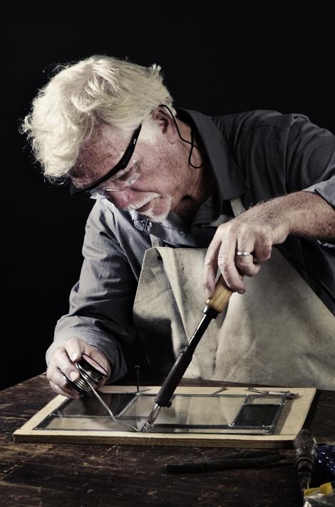 Creando artesanías