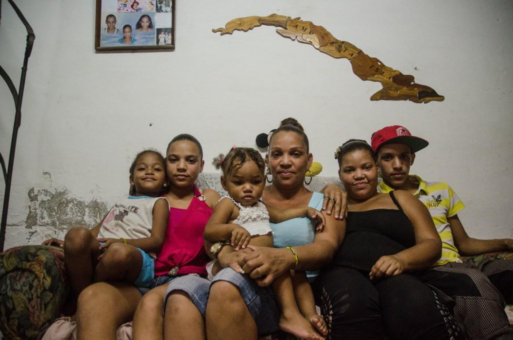 La lucha de Damileisy y su familia - Yander Zamora - Cuba