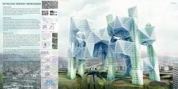 Concurso Skyscraper - M13 - Prancha 01