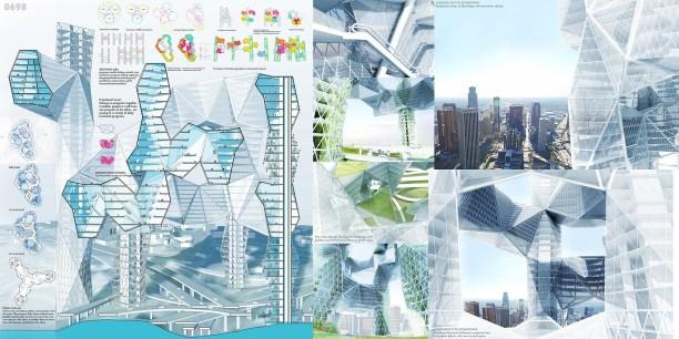 Concurso Skyscraper - M13 - Prancha 02