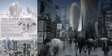 Concurso Skyscraper - M9 - Prancha 01
