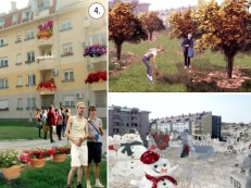 Concurso Mass Housing - Regional - Países em Transição - Terceiro Lugar - Imagem