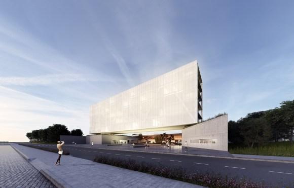 Concurso Público Nacional de Arquitetura - Campus Igara UFCSPA - Primeiro Lugar - Imagem 01