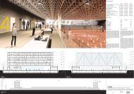 Concurso Público Nacional de Arquitetura - Campus Igara UFCSPA - Primeiro Lugar - Prancha 05