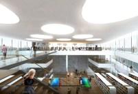 Concurso Anexo da Biblioteca Nacional - Terceiro Lugar - Imagem 3