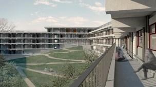 CONCURSO MORADIA ESTUDANTIL UNIFESP - 1º Pré-Qualificado - Imagem 1